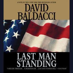 Last Man Standing Audiobook, by David Baldacci