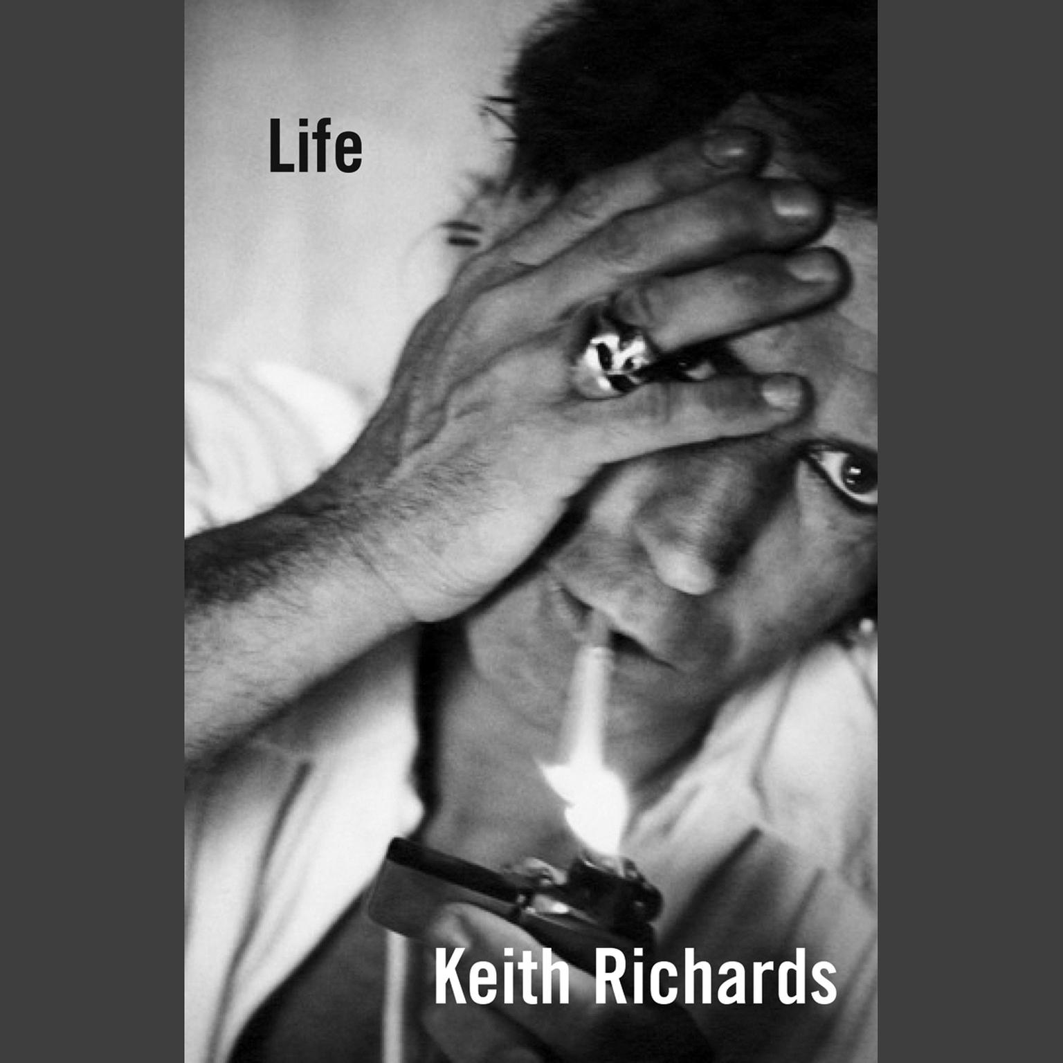 Printable Life Audiobook Cover Art