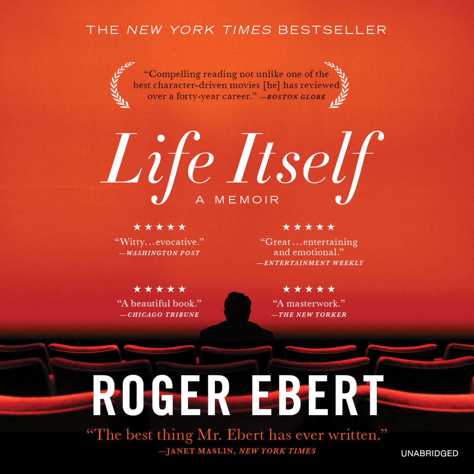 Printable Life Itself: A Memoir Audiobook Cover Art