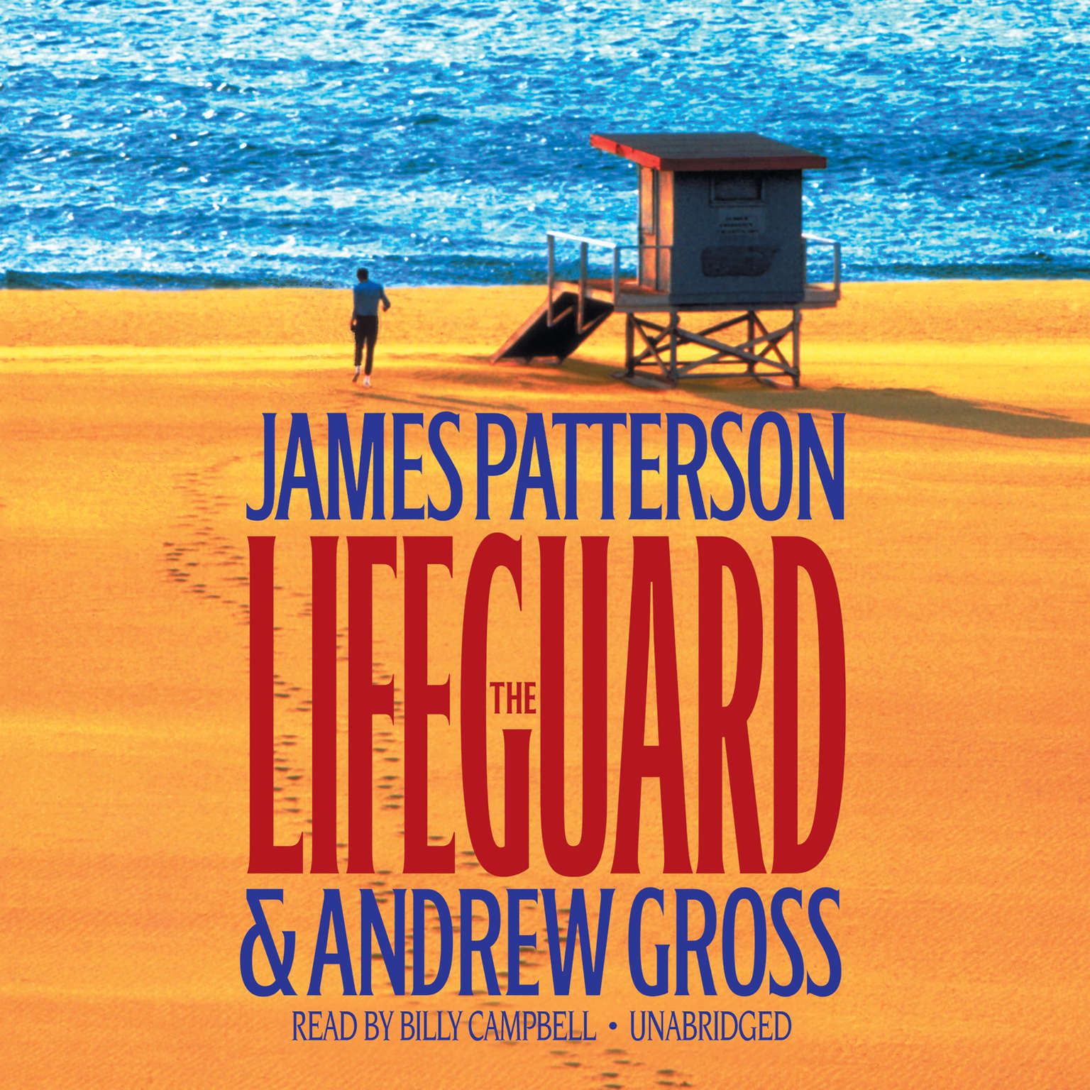 Printable Lifeguard Audiobook Cover Art