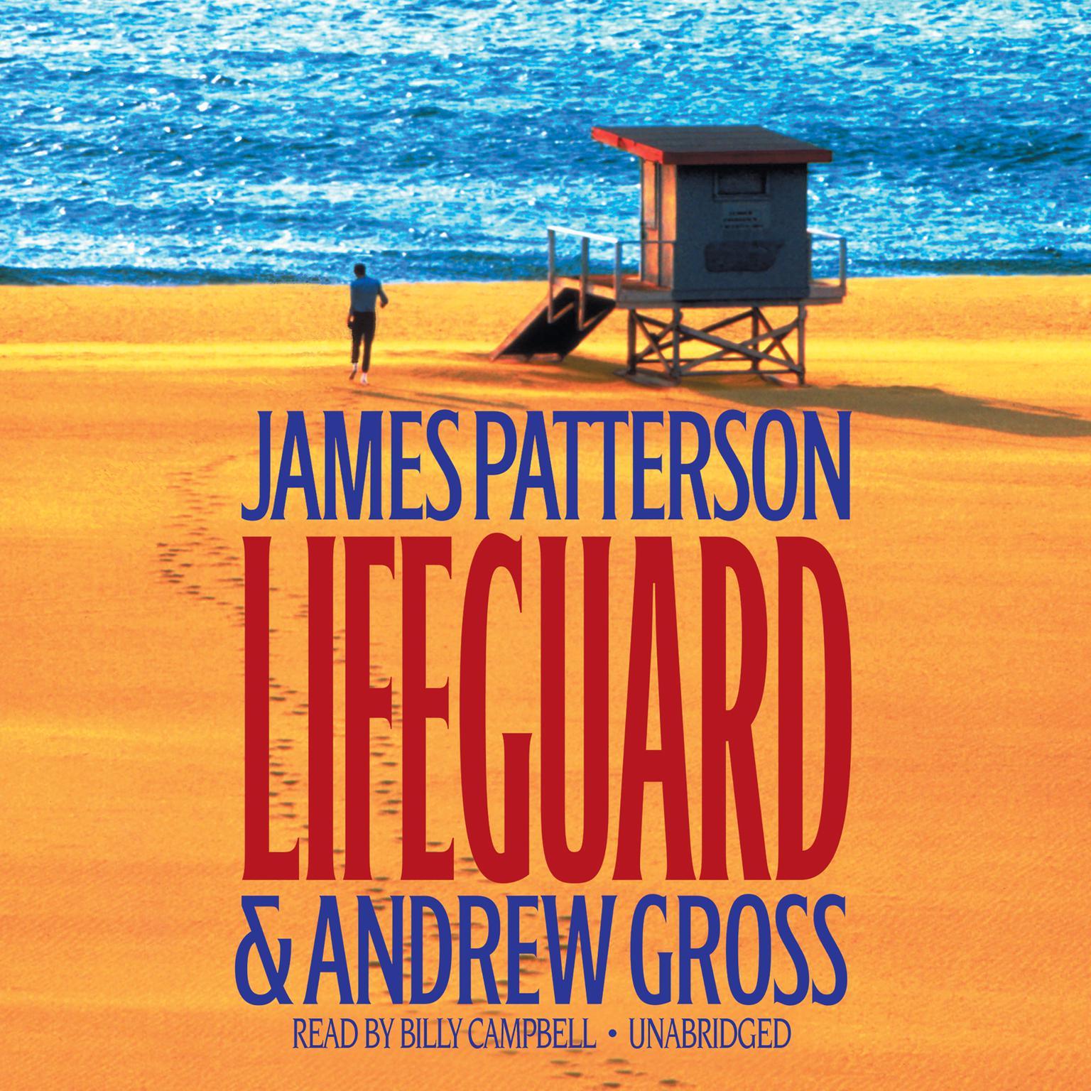 Printable Lifeguard Audiobook Cover Art