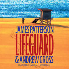 Lifeguard Audiobook, by Andrew Gross, James Patterson