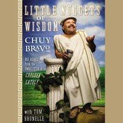 Little Nuggets of Wisdom Audiobook, by Chuy Bravo