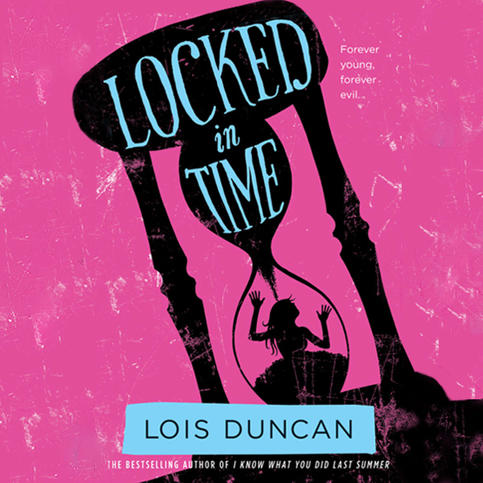 Printable Locked in Time Audiobook Cover Art