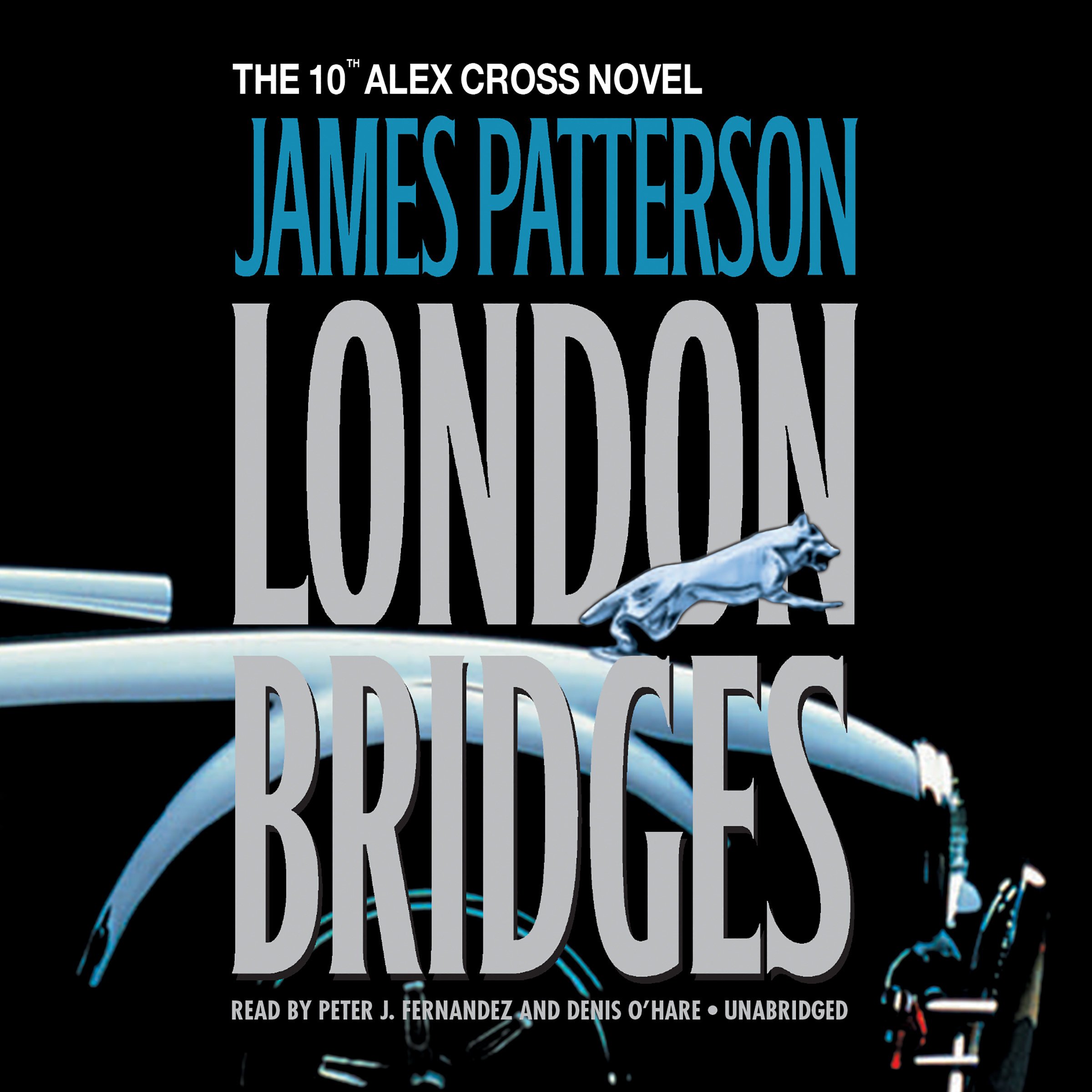 Printable London Bridges Audiobook Cover Art