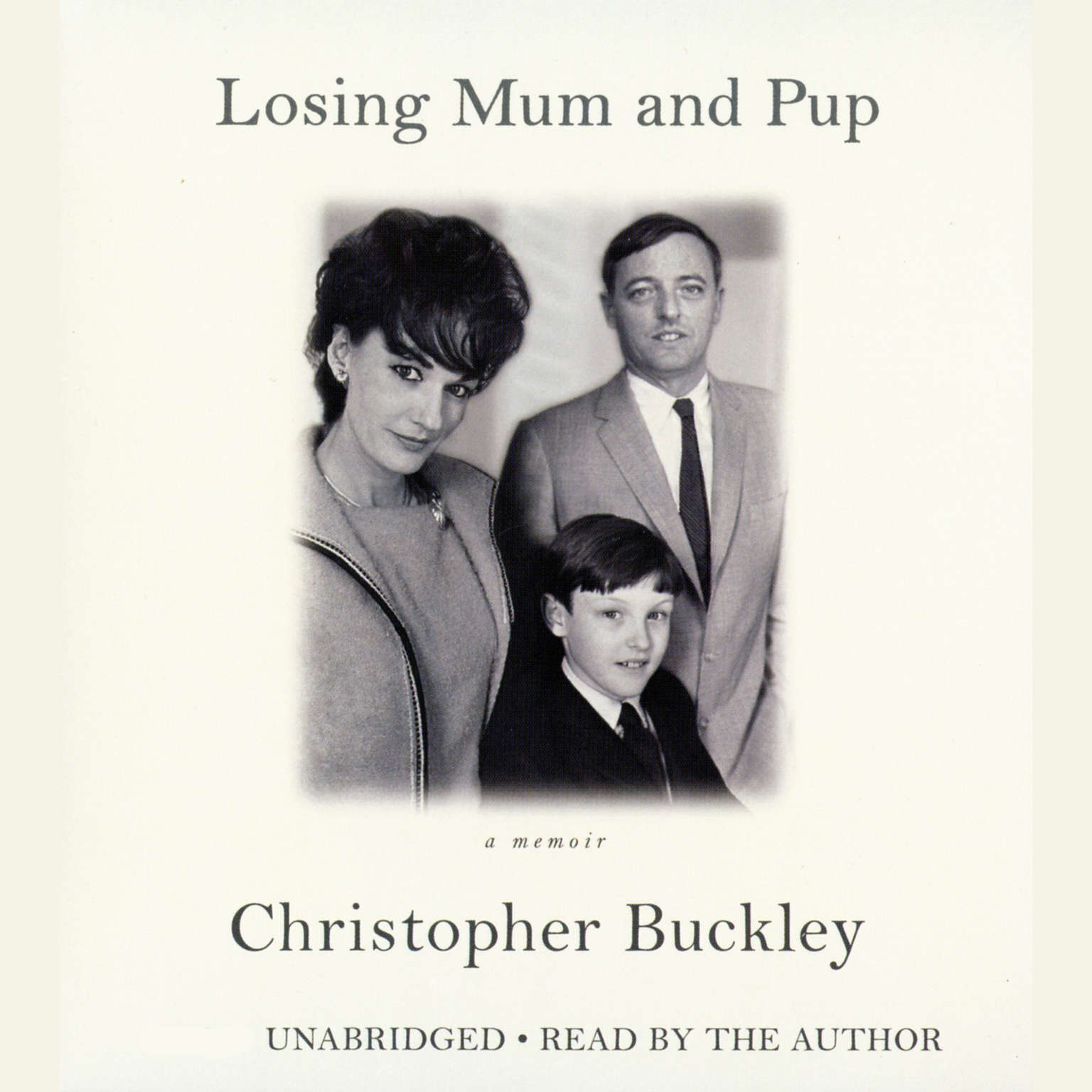Printable Losing Mum and Pup: A Memoir Audiobook Cover Art