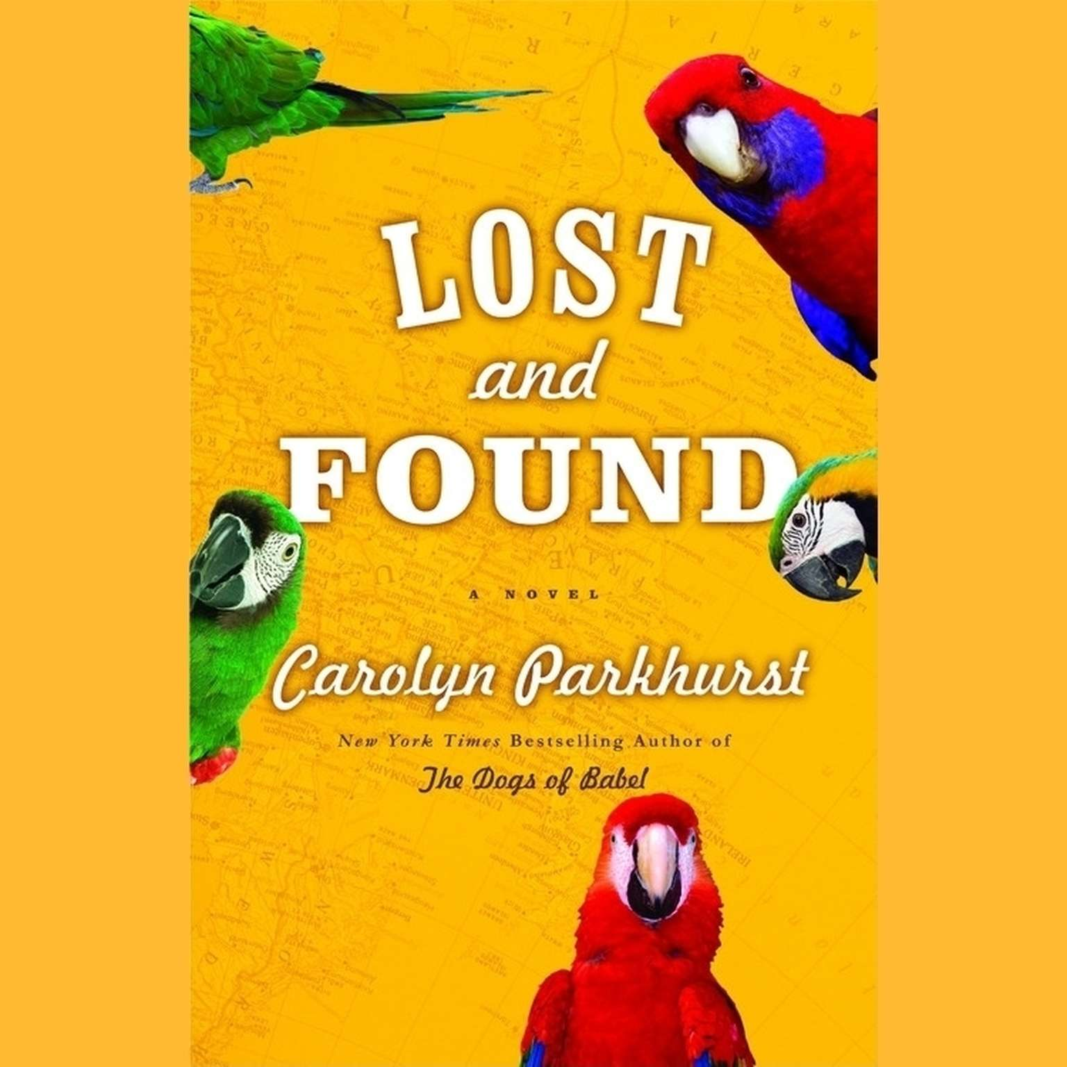 Printable Lost And Found: A Novel Audiobook Cover Art