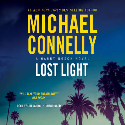 Lost Light Audiobook, by