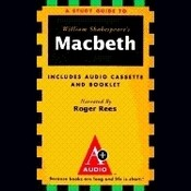 Macbeth: An A+ Audio Study Guide Audiobook, by William Shakespeare