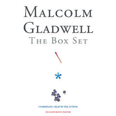 Malcolm Gladwell Box Set Audiobook, by Malcolm Gladwell