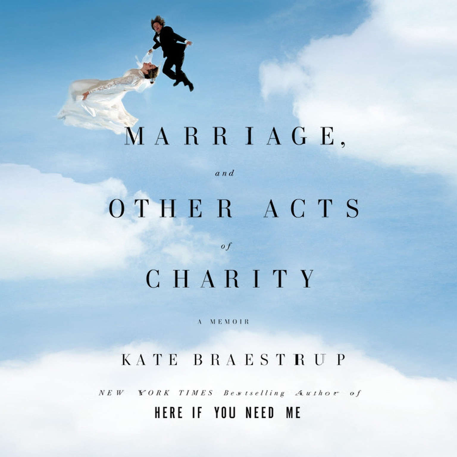 Printable Marriage, and Other Acts of Charity: A Memoir Audiobook Cover Art