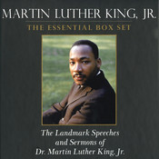 Martin Luther King: The Essential Box Set: The Landmark Speeches and Sermons of Martin Luther King, Jr., by Clayborne Carson, Kris Shepard, Peter Holloran