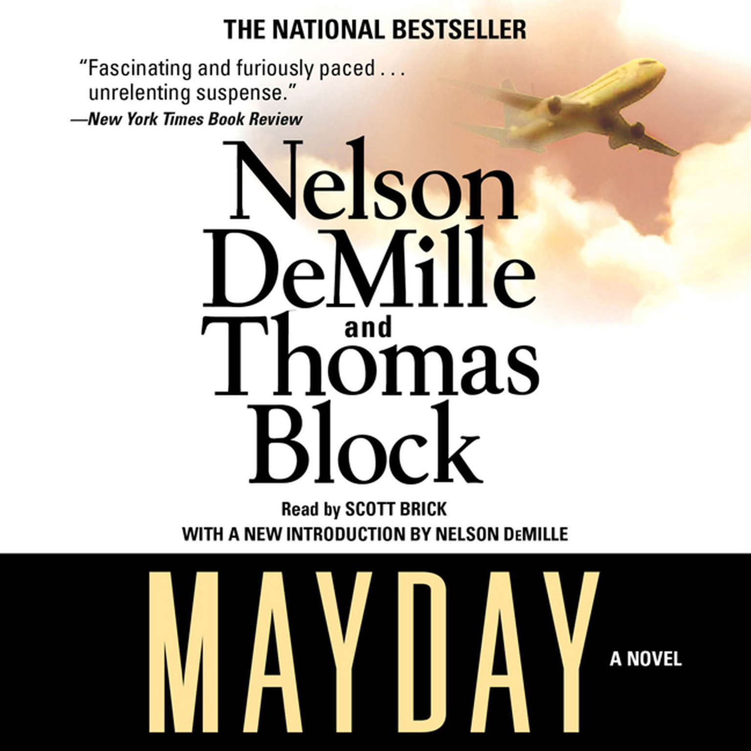 Printable Mayday Audiobook Cover Art
