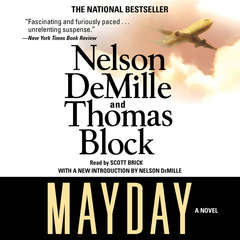 Mayday Audiobook, by Nelson DeMille, Thomas Block
