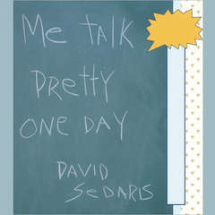 Me Talk Pretty One Day Audiobook, by David Sedaris