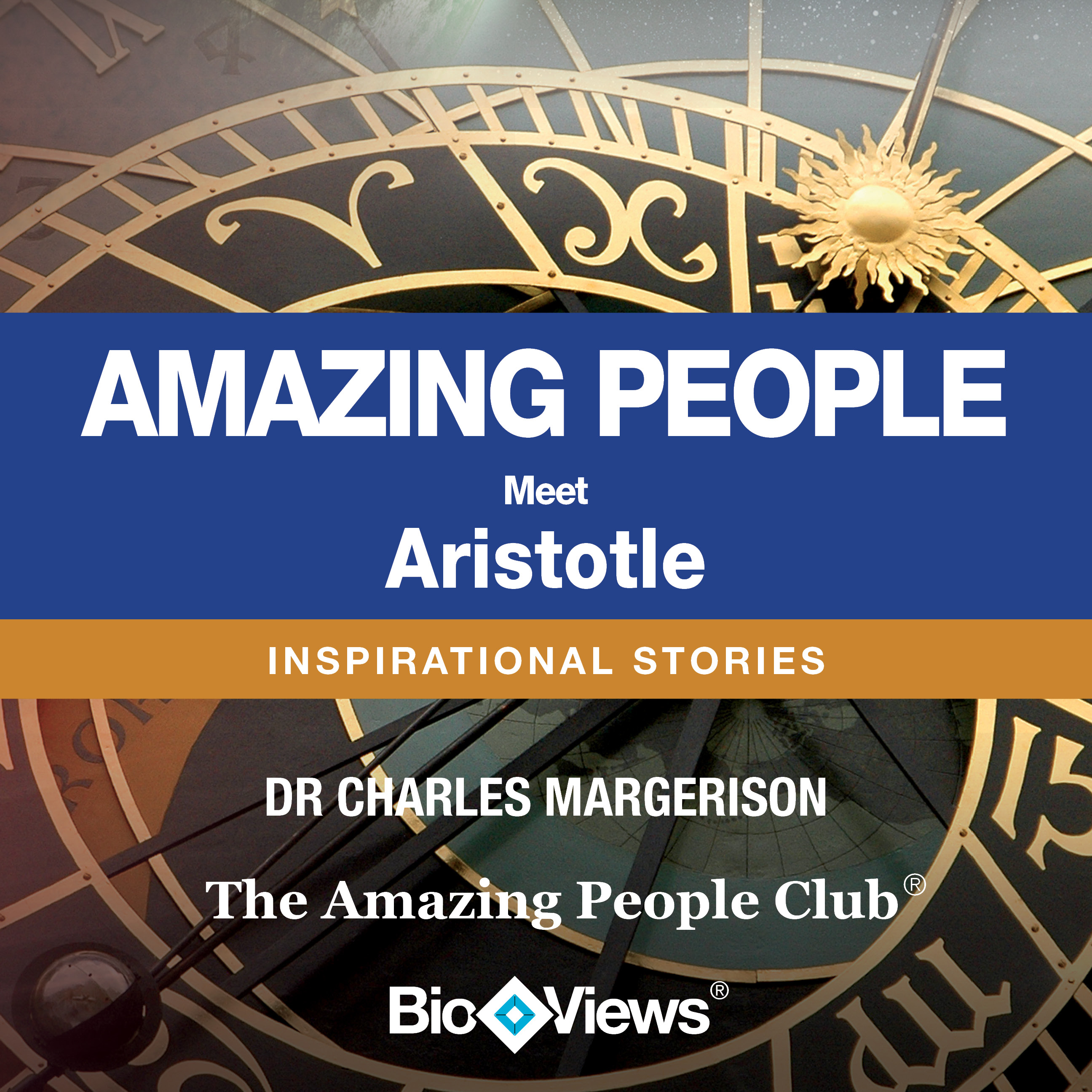 Printable Meet Aristotle: Inspirational Stories Audiobook Cover Art