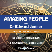 Meet Dr. Edward Jenner: Inspirational Stories Audiobook, by Charles Margerison