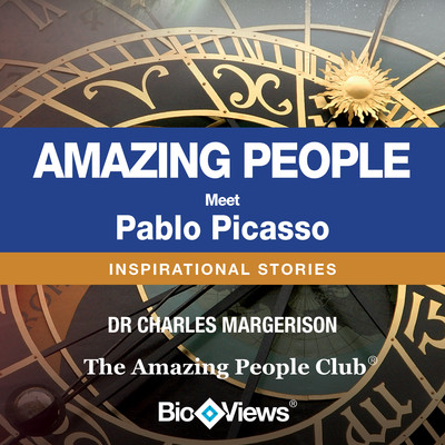 Meet Pablo Picasso: Inspirational Stories Audiobook, by Charles Margerison