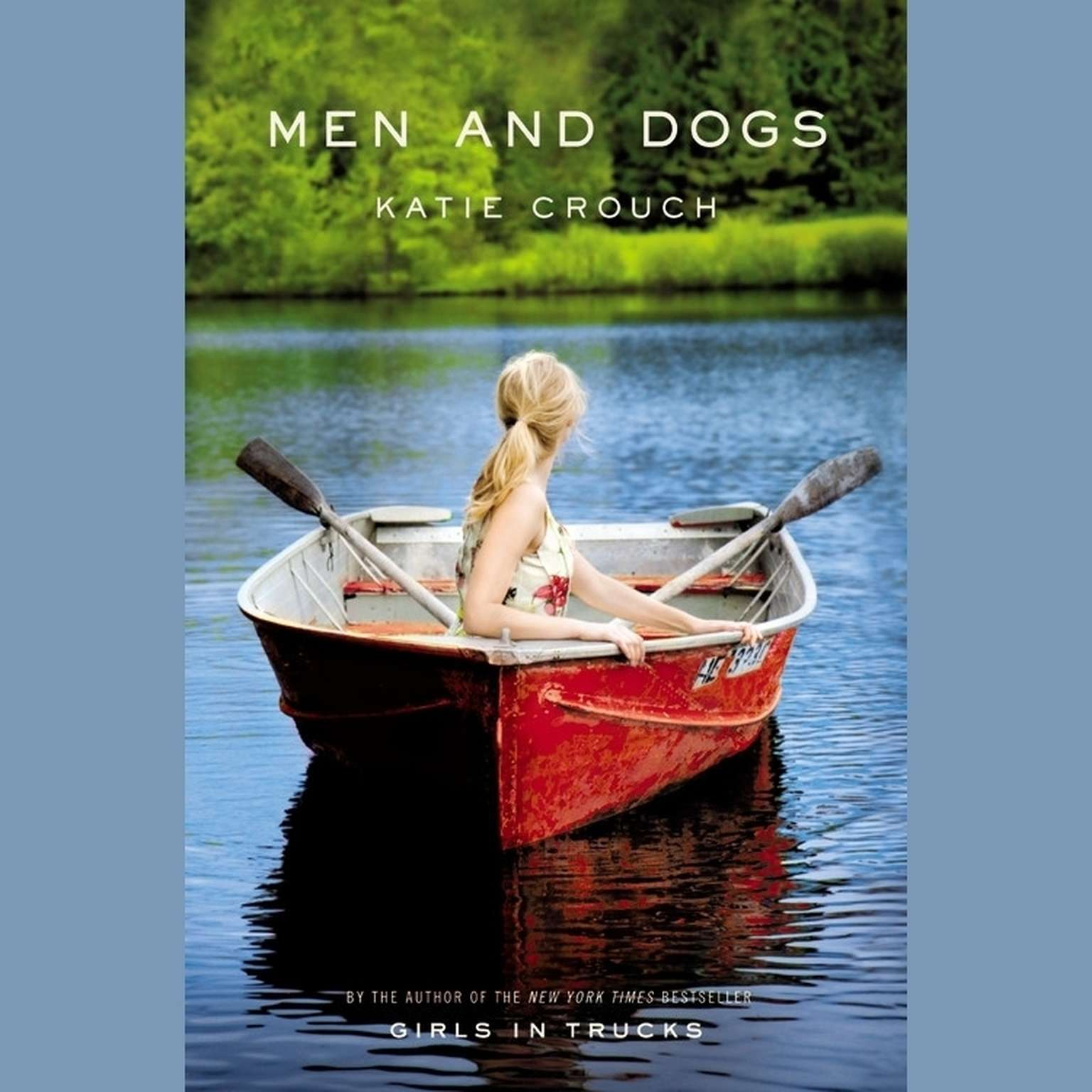 Printable Men and Dogs: A Novel Audiobook Cover Art