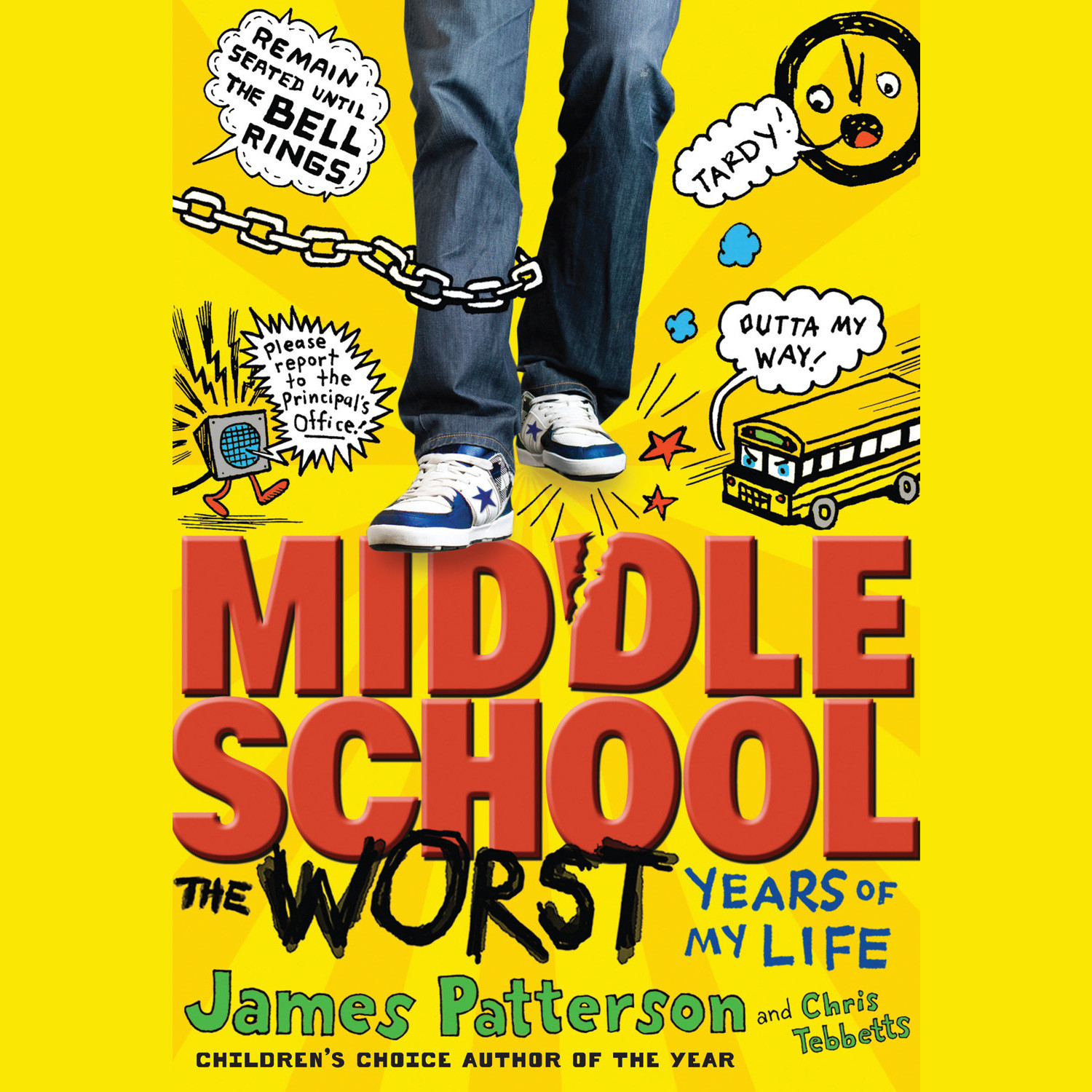 Printable The Worst Years of My Life Audiobook Cover Art