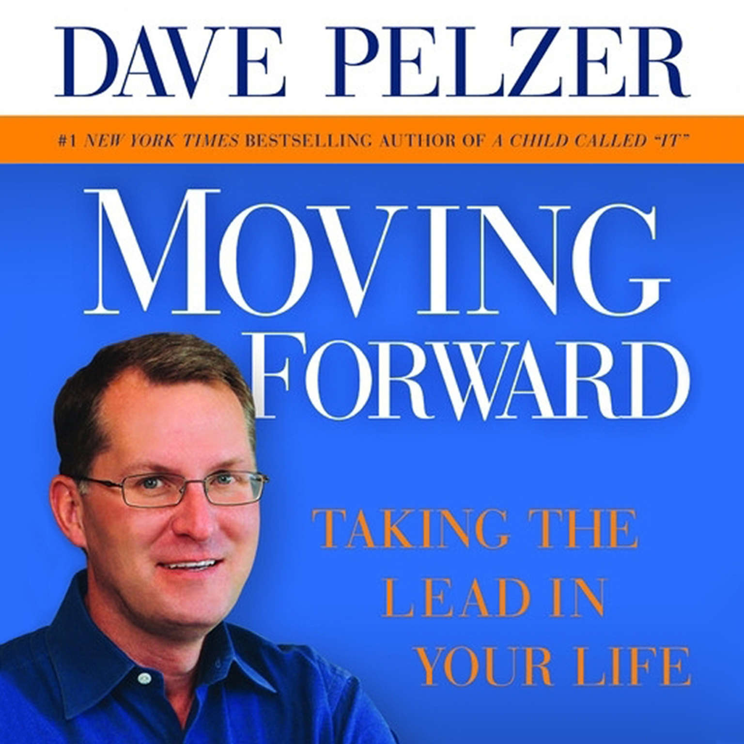 Printable Moving Forward: Taking the Lead in Your Life Audiobook Cover Art