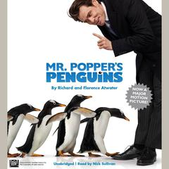 Mr. Poppers Penguins Audiobook, by Richard Atwater, Florence Atwater