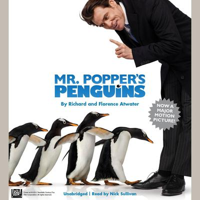 Mr. Poppers Penguins Audiobook, by Richard Atwater