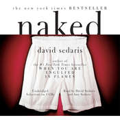 Naked Audiobook, by David Sedaris