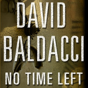 No Time Left Audiobook, by David Baldacci