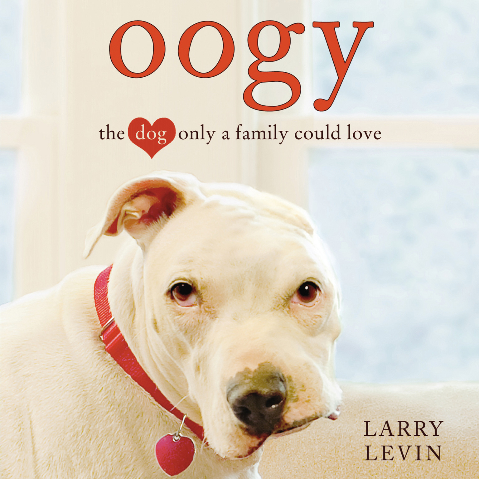 Printable Oogy: The Dog Only a Family Could Love Audiobook Cover Art