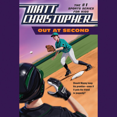Out at Second Audiobook, by Matt Christopher