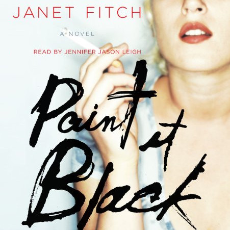 Printable Paint It Black: A Novel Audiobook Cover Art