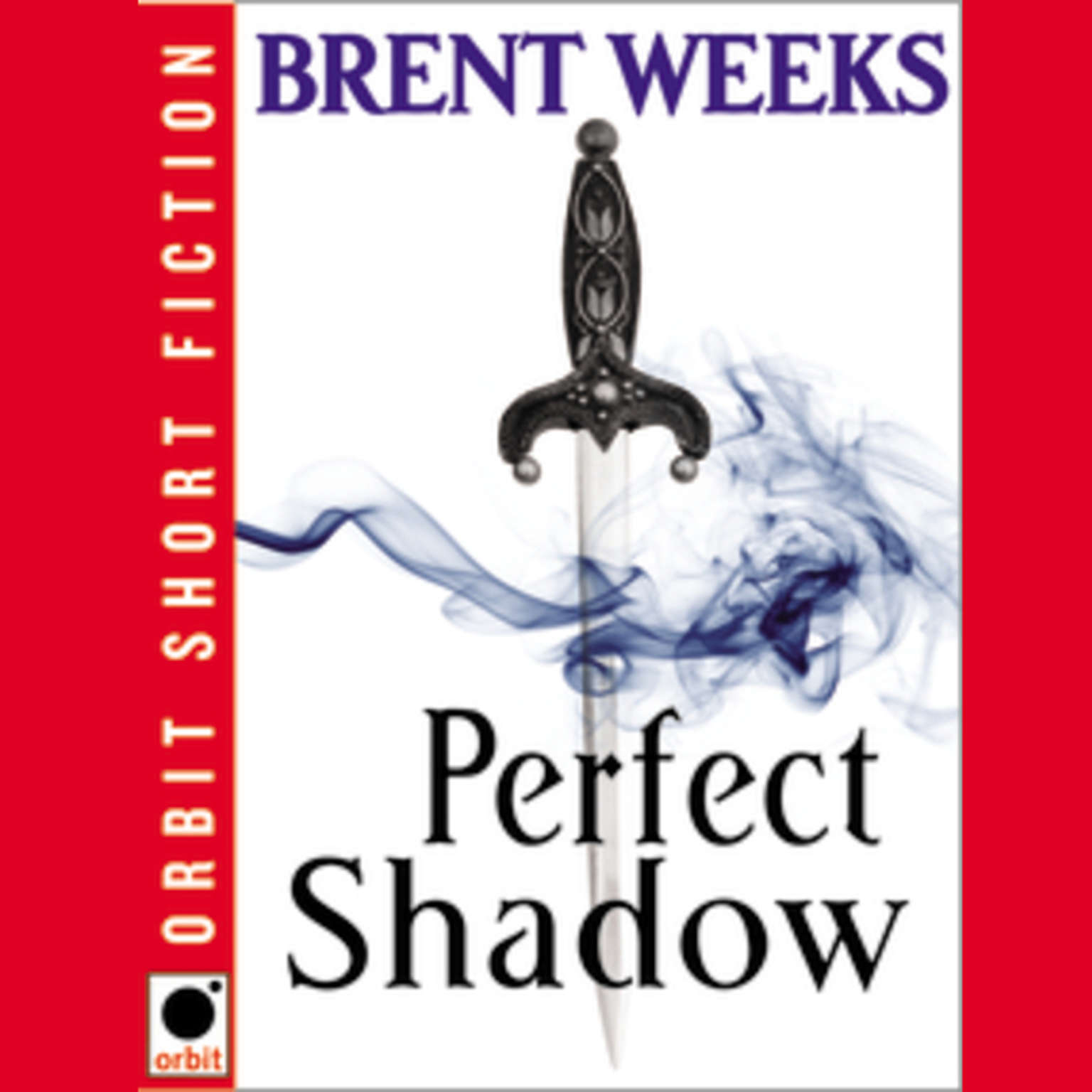 Printable Perfect Shadow: A Night Angel Novella Audiobook Cover Art