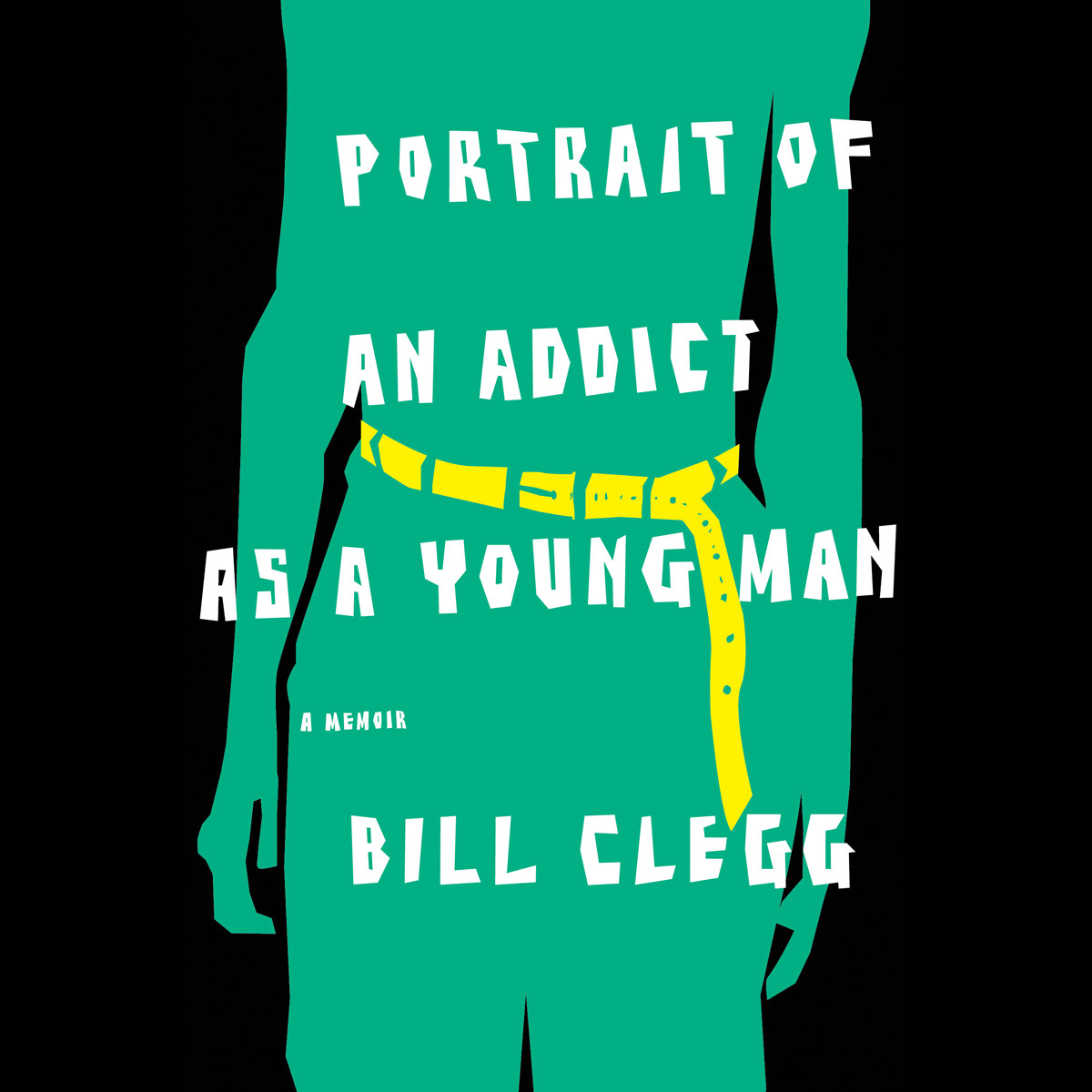 Printable Portrait of an Addict as a Young Man: A Memoir Audiobook Cover Art