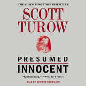 Presumed Innocent, by Scott Turow