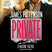 Private: #1 Suspect Audiobook, by James Patterson, Maxine Paetro