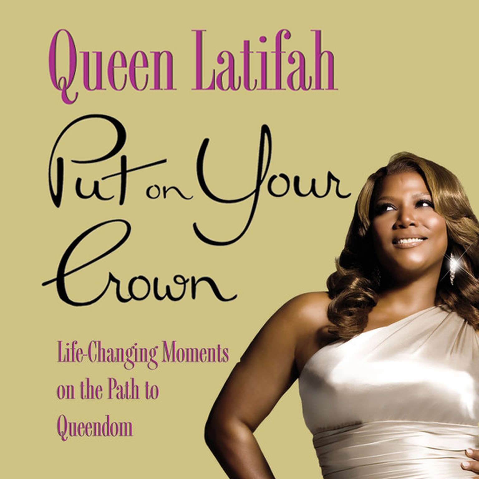 Printable Put on Your Crown: Life-Changing Moments on the Path to Queendom Audiobook Cover Art