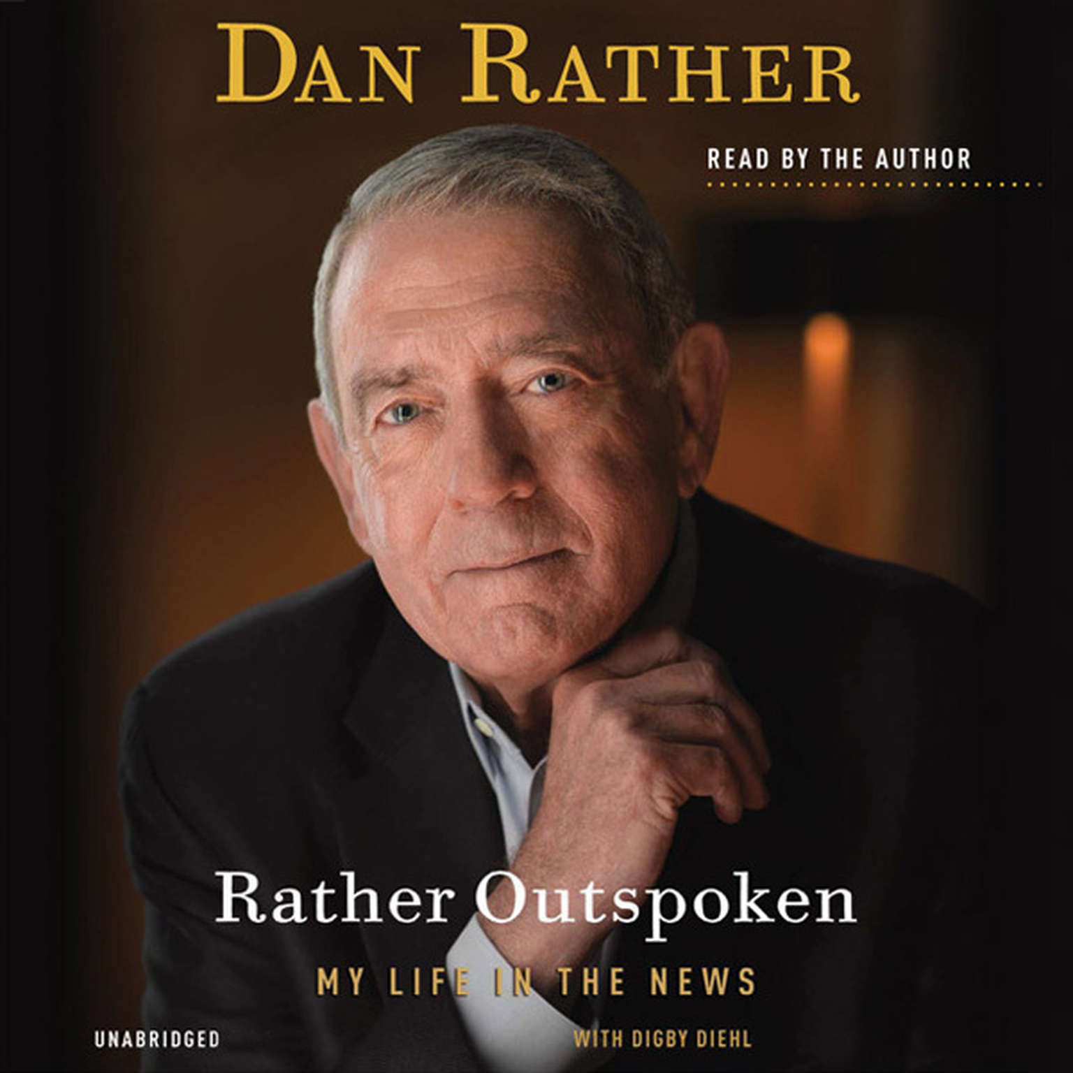 Printable Rather Outspoken: My Life in the News Audiobook Cover Art