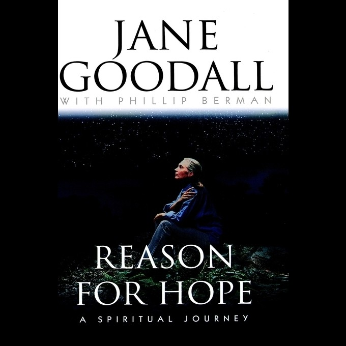 Printable Reason for Hope: A Spiritual Journey Audiobook Cover Art
