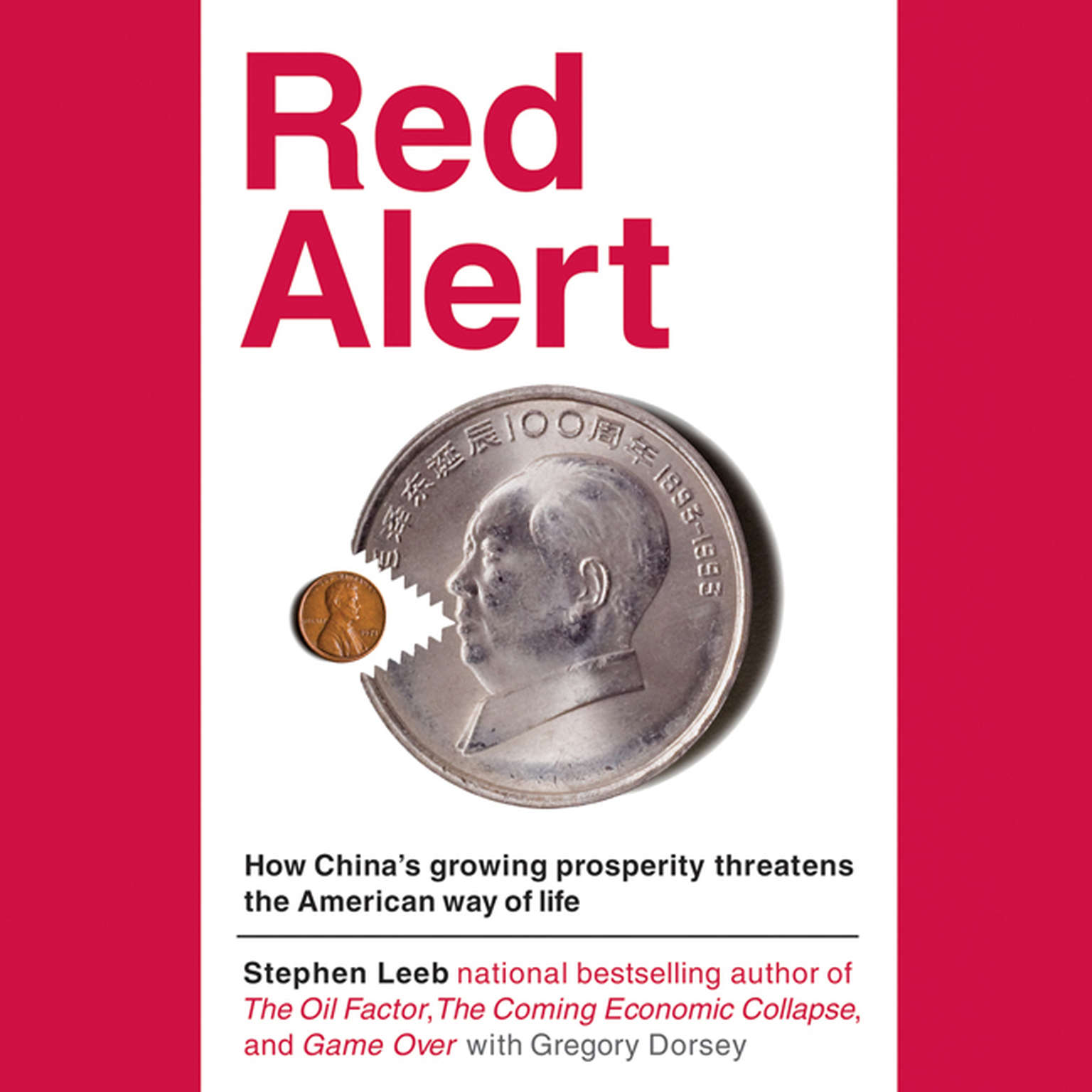 Printable Red Alert: How China's Growing Prosperity Threatens the American Way of Life Audiobook Cover Art