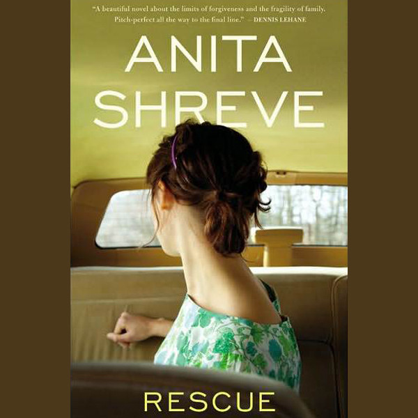 Printable Rescue: A Novel Audiobook Cover Art