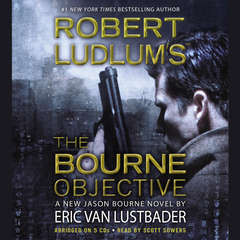 Robert Ludlum's The Bourne Objective Audiobook, by Eric Van Lustbader