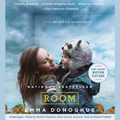 Room: A Novel Audiobook, by Emma Donoghue