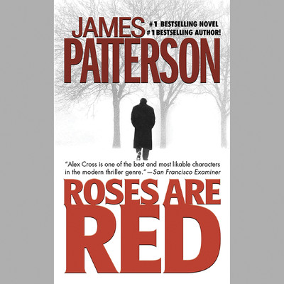 Roses Are Red Audiobook, by James Patterson