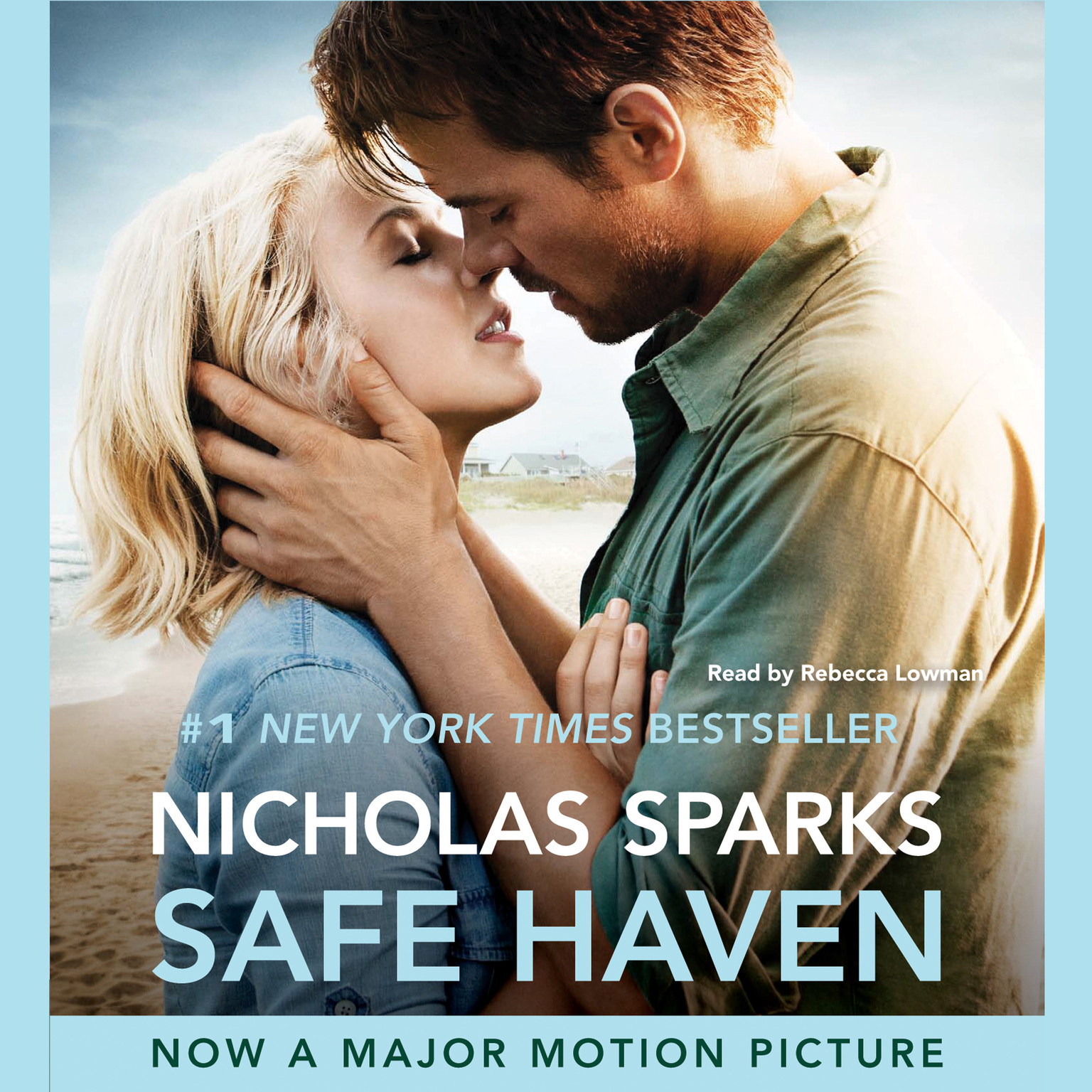 Printable Safe Haven Audiobook Cover Art