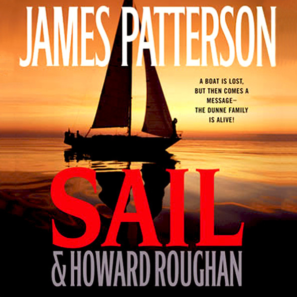 Printable Sail Audiobook Cover Art