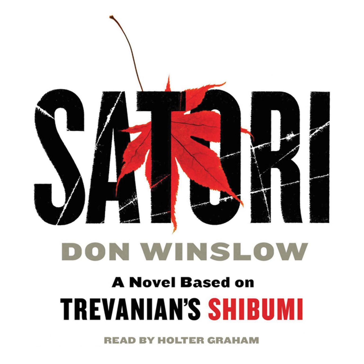 Printable Satori Audiobook Cover Art