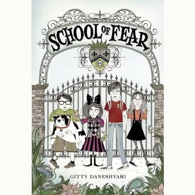 School of Fear Audiobook, by Gitty Daneshvari