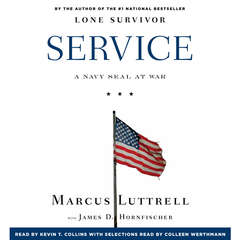 Service: A Navy SEAL at War Audiobook, by