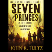 Seven Princes Audiobook, by John R. Fultz